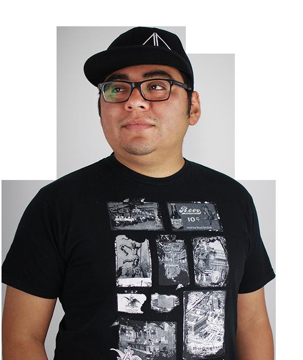 Joel Perez Web developer UX UI specialist
