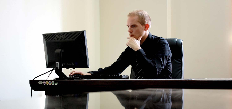 LinkedIn business profile