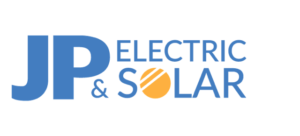 JP electric and Solar logo