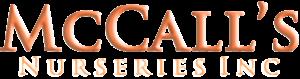McCalls Nursery Logo