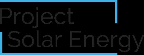 Project Solar Energy Logo