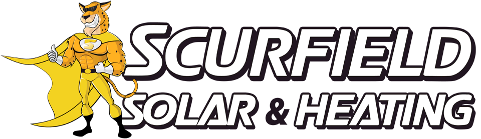 Scurfield Solar and Heating logo